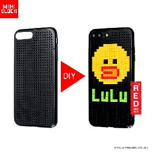 Picture of MiniBlock DIY Soft TPU Case for iPhone 7 Plus iPhone 8 Plus 5.5 - Lulu Apple iPhone 8 Plus- Apple iPhone 8 Plus Cases, Apple iPhone 8 Plus Covers, iPad Cases and a wide selection of Apple iPhone 8 Plus Accessories in Malaysia, Sabah, Sarawak and Singapore