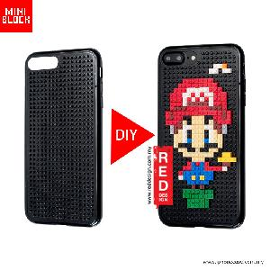 Picture of MiniBlock DIY Soft TPU Case for iPhone 7 Plus iPhone 8 Plus 5.5 - Super Mario Apple iPhone 8 Plus- Apple iPhone 8 Plus Cases, Apple iPhone 8 Plus Covers, iPad Cases and a wide selection of Apple iPhone 8 Plus Accessories in Malaysia, Sabah, Sarawak and Singapore