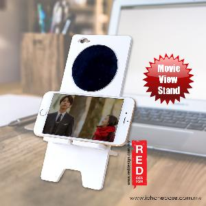 Picture of Plastic Wood Mobile Phone Lazy Tablet iPad Shelf Creative Desktop Mobile Phone Holder (Mirror) Red Design- Red Design Cases, Red Design Covers, iPad Cases and a wide selection of Red Design Accessories in Malaysia, Sabah, Sarawak and Singapore