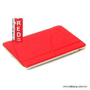 Picture of Momax Lightweight  Foldable Slim Standable Cover Case for iPad Mini - Red Apple iPad Mini- Apple iPad Mini Cases, Apple iPad Mini Covers, iPad Cases and a wide selection of Apple iPad Mini Accessories in Malaysia, Sabah, Sarawak and Singapore