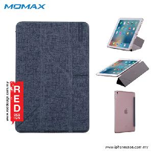 Picture of Momax Flip Cover Multi Foldable Standable Cover Case for iPad Pro 9.7 - Grey Silver Apple iPad Pro 9.7- Apple iPad Pro 9.7 Cases, Apple iPad Pro 9.7 Covers, iPad Cases and a wide selection of Apple iPad Pro 9.7 Accessories in Malaysia, Sabah, Sarawak and Singapore