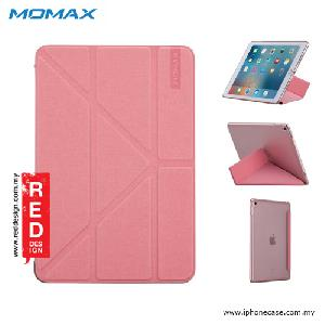 Picture of Momax Flip Cover Multi Foldable Standable Cover Case for iPad Pro 9.7 - Pink Apple iPad Pro 9.7- Apple iPad Pro 9.7 Cases, Apple iPad Pro 9.7 Covers, iPad Cases and a wide selection of Apple iPad Pro 9.7 Accessories in Malaysia, Sabah, Sarawak and Singapore