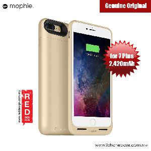 Picture of Mophie Juice Pack Wireless Apple iPhone 7 Plus Battery Case 2,420mAh (Gold) Apple iPhone 7 Plus 5.5- Apple iPhone 7 Plus 5.5 Cases, Apple iPhone 7 Plus 5.5 Covers, iPad Cases and a wide selection of Apple iPhone 7 Plus 5.5 Accessories in Malaysia, Sabah, Sarawak and Singapore