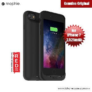 Picture of Mophie Juice Pack Wireless Apple iPhone 7 4.7 Battery Case 2,525mAh (Black) Apple iPhone 7 4.7- Apple iPhone 7 4.7 Cases, Apple iPhone 7 4.7 Covers, iPad Cases and a wide selection of Apple iPhone 7 4.7 Accessories in Malaysia, Sabah, Sarawak and Singapore