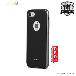 Picture of Moshi iGlaze Slim Lightweight Back Cover Case for Apple iPhone 7 - Metro Black Apple iPhone 8- Apple iPhone 8 Cases, Apple iPhone 8 Covers, iPad Cases and a wide selection of Apple iPhone 8 Accessories in Malaysia, Sabah, Sarawak and Singapore
