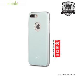 Picture of Moshi iGlaze Slim Lightweight Back Cover Case for Apple iPhone 7 Plus iPhone 8 Plus 5.5 - Powder Blue Apple iPhone 8 Plus- Apple iPhone 8 Plus Cases, Apple iPhone 8 Plus Covers, iPad Cases and a wide selection of Apple iPhone 8 Plus Accessories in Malaysia, Sabah, Sarawak and Singapore