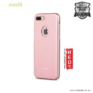 Picture of Moshi iGlaze Slim Lightweight Back Cover Case for Apple iPhone 7 Plus iPhone 8 Plus 5.5 - Blush Pink Apple iPhone 8 Plus- Apple iPhone 8 Plus Cases, Apple iPhone 8 Plus Covers, iPad Cases and a wide selection of Apple iPhone 8 Plus Accessories in Malaysia, Sabah, Sarawak and Singapore