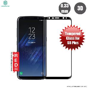 Picture of Nillkin 3D CP+ MAX Full coverage Anti-explosion Tempered Glass Screen Protector for Samsung Galaxy S8 Plus - Black Samsung Galaxy S8 Plus- Samsung Galaxy S8 Plus Cases, Samsung Galaxy S8 Plus Covers, iPad Cases and a wide selection of Samsung Galaxy S8 Plus Accessories in Malaysia, Sabah, Sarawak and Singapore