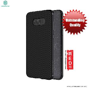 Picture of NILLKIN Synthetic Fiber Military Quality Back Case for Samsung Galaxy S8 - Black Samsung Galaxy S8- Samsung Galaxy S8 Cases, Samsung Galaxy S8 Covers, iPad Cases and a wide selection of Samsung Galaxy S8 Accessories in Malaysia, Sabah, Sarawak and Singapore