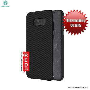 Picture of NILLKIN Synthetic Fiber Military Quality Back Case for Samsung Galaxy S8 Plus - Black Samsung Galaxy S8 Plus- Samsung Galaxy S8 Plus Cases, Samsung Galaxy S8 Plus Covers, iPad Cases and a wide selection of Samsung Galaxy S8 Plus Accessories in Malaysia, Sabah, Sarawak and Singapore