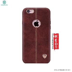 Picture of Nillkin Englon Leather Cover for iPhone 6 iPhone 6S 4.7 - Brown Apple iPhone 6 4.7- Apple iPhone 6 4.7 Cases, Apple iPhone 6 4.7 Covers, iPad Cases and a wide selection of Apple iPhone 6 4.7 Accessories in Malaysia, Sabah, Sarawak and Singapore