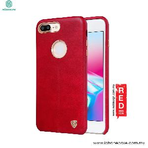 Picture of Nillkin Englon Leather Back Cove Case for Apple iPhone 8 Plus 5.5 (Red) Apple iPhone 8 Plus- Apple iPhone 8 Plus Cases, Apple iPhone 8 Plus Covers, iPad Cases and a wide selection of Apple iPhone 8 Plus Accessories in Malaysia, Sabah, Sarawak and Singapore