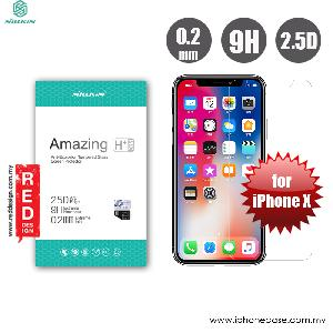 Picture of Nillkin Amazing H Plus Pro Tempered Glass for Apple iPhone X (0.2mm  H Plus Pro) Apple iPhone X- Apple iPhone X Cases, Apple iPhone X Covers, iPad Cases and a wide selection of Apple iPhone X Accessories in Malaysia, Sabah, Sarawak and Singapore