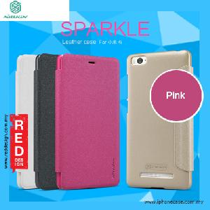 Picture of Nilllkin Sparkle Series Flip Cover Case for Mi 4i - Pink Miui Xiaomi Mi 4i- Miui Xiaomi Mi 4i Cases, Miui Xiaomi Mi 4i Covers, iPad Cases and a wide selection of Miui Xiaomi Mi 4i Accessories in Malaysia, Sabah, Sarawak and Singapore
