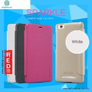 Picture of Nilllkin Sparkle Series Flip Cover Case for Mi 4i - White Miui Xiaomi Mi 4i- Miui Xiaomi Mi 4i Cases, Miui Xiaomi Mi 4i Covers, iPad Cases and a wide selection of Miui Xiaomi Mi 4i Accessories in Malaysia, Sabah, Sarawak and Singapore