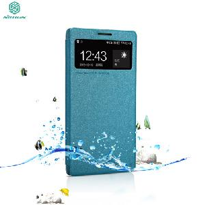Picture of Nillkin Sparke Series Book Flip Case for Lenovo K910 - Blue Green Lenovo K910- Lenovo K910 Cases, Lenovo K910 Covers, iPad Cases and a wide selection of Lenovo K910 Accessories in Malaysia, Sabah, Sarawak and Singapore