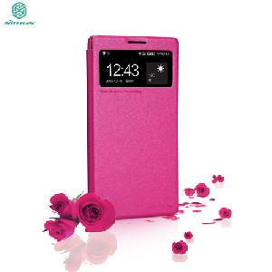Picture of Nillkin Sparke Series Book Flip Case for Lenovo K910 - Pink Lenovo K910- Lenovo K910 Cases, Lenovo K910 Covers, iPad Cases and a wide selection of Lenovo K910 Accessories in Malaysia, Sabah, Sarawak and Singapore