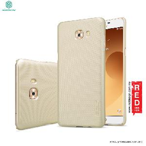 Picture of Nillkin Super Frosted Shield hard cover case for Samsung C9 Pro - Gold Samsung Galaxy C9 Pro- Samsung Galaxy C9 Pro Cases, Samsung Galaxy C9 Pro Covers, iPad Cases and a wide selection of Samsung Galaxy C9 Pro Accessories in Malaysia, Sabah, Sarawak and Singapore
