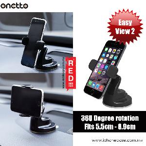 Picture of Onetto Easy View 2 Car Desk Mount Car Windscreen Mount (Black) Red Design- Red Design Cases, Red Design Covers, iPad Cases and a wide selection of Red Design Accessories in Malaysia, Sabah, Sarawak and Singapore