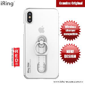 Picture of iRing Slide Built in iRing Case for Apple iPhone X (Clear) Apple iPhone X- Apple iPhone X Cases, Apple iPhone X Covers, iPad Cases and a wide selection of Apple iPhone X Accessories in Malaysia, Sabah, Sarawak and Singapore