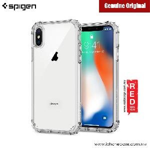 Picture of Spigen Crystal Shell Protection Case for Apple iPhone X (Crystal Clear) Apple iPhone X- Apple iPhone X Cases, Apple iPhone X Covers, iPad Cases and a wide selection of Apple iPhone X Accessories in Malaysia, Sabah, Sarawak and Singapore