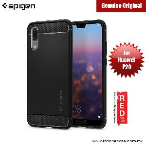 Picture of Spigen Rugged Armor Protection Case for Huawei P20 (Black) Huawei P20- Huawei P20 Cases, Huawei P20 Covers, iPad Cases and a wide selection of Huawei P20 Accessories in Malaysia, Sabah, Sarawak and Singapore