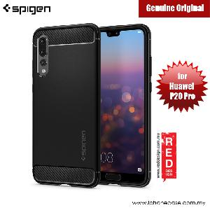 Picture of Spigen Rugged Armor Protection Case for Huawei P20 Pro (Black) Huawei P20 Pro- Huawei P20 Pro Cases, Huawei P20 Pro Covers, iPad Cases and a wide selection of Huawei P20 Pro Accessories in Malaysia, Sabah, Sarawak and Singapore