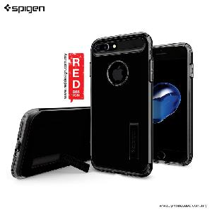 Picture of Spigen Slim Armor Protection Case for Apple iPhone 7 Plus iPhone 8 Plus 5.5 - Jet Black Apple iPhone 8 Plus- Apple iPhone 8 Plus Cases, Apple iPhone 8 Plus Covers, iPad Cases and a wide selection of Apple iPhone 8 Plus Accessories in Malaysia, Sabah, Sarawak and Singapore