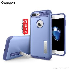Picture of Spigen Slim Armor Protection Case for Apple iPhone 7 Plus iPhone 8 Plus 5.5 - Violet Apple iPhone 8 Plus- Apple iPhone 8 Plus Cases, Apple iPhone 8 Plus Covers, iPad Cases and a wide selection of Apple iPhone 8 Plus Accessories in Malaysia, Sabah, Sarawak and Singapore