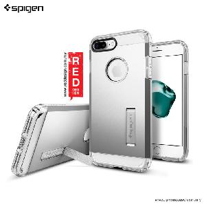 Picture of Spigen Tough Armor Drop Protection Case for Apple iPhone 7 Plus iPhone 8 Plus 5.5 - Satin Silver Apple iPhone 8 Plus- Apple iPhone 8 Plus Cases, Apple iPhone 8 Plus Covers, iPad Cases and a wide selection of Apple iPhone 8 Plus Accessories in Malaysia, Sabah, Sarawak and Singapore