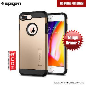 Picture of Spigen Tough Armor 2 Protection Case for Apple iPhone 7 Plus iPhone 8 Plus 5.5 (Champagne Gold) Apple iPhone 8 Plus- Apple iPhone 8 Plus Cases, Apple iPhone 8 Plus Covers, iPad Cases and a wide selection of Apple iPhone 8 Plus Accessories in Malaysia, Sabah, Sarawak and Singapore