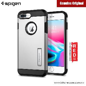Picture of Spigen Tough Armor 2 Protection Case for Apple iPhone 7 Plus iPhone 8 Plus 5.5 (Satin Silver) Apple iPhone 8 Plus- Apple iPhone 8 Plus Cases, Apple iPhone 8 Plus Covers, iPad Cases and a wide selection of Apple iPhone 8 Plus Accessories in Malaysia, Sabah, Sarawak and Singapore