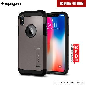 Picture of Spigen Tough Armor Protection Case for Apple iPhone X (Gunmetal) Apple iPhone X- Apple iPhone X Cases, Apple iPhone X Covers, iPad Cases and a wide selection of Apple iPhone X Accessories in Malaysia, Sabah, Sarawak and Singapore