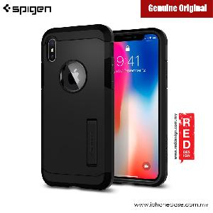 Picture of Spigen Tough Armor Protection Case for Apple iPhone X (Black) Apple iPhone X- Apple iPhone X Cases, Apple iPhone X Covers, iPad Cases and a wide selection of Apple iPhone X Accessories in Malaysia, Sabah, Sarawak and Singapore