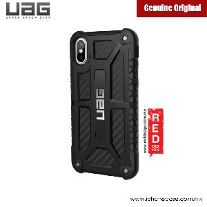 Picture of UAG Monarch Series Case for Apple iPhone X (Carbon Fiber) Apple iPhone X- Apple iPhone X Cases, Apple iPhone X Covers, iPad Cases and a wide selection of Apple iPhone X Accessories in Malaysia, Sabah, Sarawak and Singapore