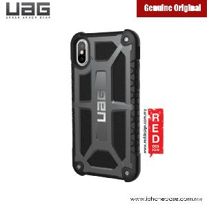 Picture of UAG Monarch Series Case for Apple iPhone X (Graphite) Apple iPhone X- Apple iPhone X Cases, Apple iPhone X Covers, iPad Cases and a wide selection of Apple iPhone X Accessories in Malaysia, Sabah, Sarawak and Singapore