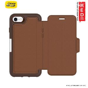Picture of Otterbox Strada Series Folio Premium Leather Protection Case for Apple iPhone 7 iPhone 8 4.7 - Burnt Saddle Apple iPhone 8- Apple iPhone 8 Cases, Apple iPhone 8 Covers, iPad Cases and a wide selection of Apple iPhone 8 Accessories in Malaysia, Sabah, Sarawak and Singapore