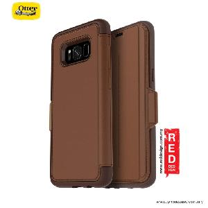 Picture of Otterbox Strada Series Protection Flip Case for Samsung Galaxy S8 - Burnt Saddle Samsung Galaxy S8- Samsung Galaxy S8 Cases, Samsung Galaxy S8 Covers, iPad Cases and a wide selection of Samsung Galaxy S8 Accessories in Malaysia, Sabah, Sarawak and Singapore