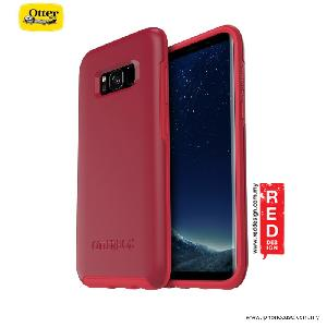 Picture of Otterbox Symmetry Series Protection Case for Samsung Galaxy S8 - Rosso Corsa Samsung Galaxy S8- Samsung Galaxy S8 Cases, Samsung Galaxy S8 Covers, iPad Cases and a wide selection of Samsung Galaxy S8 Accessories in Malaysia, Sabah, Sarawak and Singapore