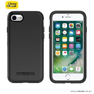 Picture of Otterbox Symmetry Series Protection Case for Apple iPhone 7 iPhone 8 4.7 - Black Apple iPhone 8- Apple iPhone 8 Cases, Apple iPhone 8 Covers, iPad Cases and a wide selection of Apple iPhone 8 Accessories in Malaysia, Sabah, Sarawak and Singapore