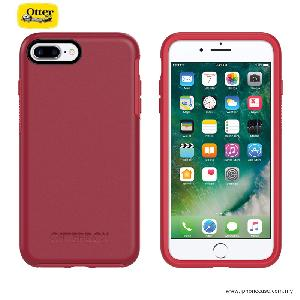 Picture of Otterbox Symmetry Series Protection Case for Apple iPhone 7 Plus iPhone 8 Plus 5.5 - Rosso Corsa Apple iPhone 8 Plus- Apple iPhone 8 Plus Cases, Apple iPhone 8 Plus Covers, iPad Cases and a wide selection of Apple iPhone 8 Plus Accessories in Malaysia, Sabah, Sarawak and Singapore