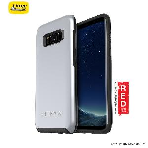 Picture of Otterbox Symmetry Metallic Series Protection Case for Samsung Galaxy S8 - Titanium Silver Samsung Galaxy S8- Samsung Galaxy S8 Cases, Samsung Galaxy S8 Covers, iPad Cases and a wide selection of Samsung Galaxy S8 Accessories in Malaysia, Sabah, Sarawak and Singapore
