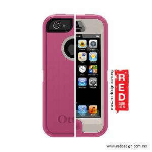 Picture of OtterBox Defender Series Protection Case for iPhone 5 - Blush (Stone Grey Peony Pink) Apple iPhone 5- Apple iPhone 5 Cases, Apple iPhone 5 Covers, iPad Cases and a wide selection of Apple iPhone 5 Accessories in Malaysia, Sabah, Sarawak and Singapore