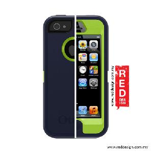 Picture of OtterBox Defender Series Protection Case for iPhone 5 - Punked (Admiral Blue Glow Green) Apple iPhone 5- Apple iPhone 5 Cases, Apple iPhone 5 Covers, iPad Cases and a wide selection of Apple iPhone 5 Accessories in Malaysia, Sabah, Sarawak and Singapore