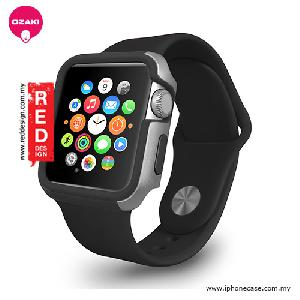 Picture of Ozaki O!coat Shockband for Apple Watch 42mm - Black OC660BK Apple Watch 42mm- Apple Watch 42mm Cases, Apple Watch 42mm Covers, iPad Cases and a wide selection of Apple Watch 42mm Accessories in Malaysia, Sabah, Sarawak and Singapore