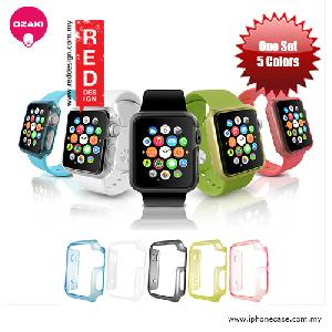 Picture of Ozaki O!coat Wardrobe for Apple Watch Sport 42mm - 5 Colors OC662 Apple Watch 42mm- Apple Watch 42mm Cases, Apple Watch 42mm Covers, iPad Cases and a wide selection of Apple Watch 42mm Accessories in Malaysia, Sabah, Sarawak and Singapore