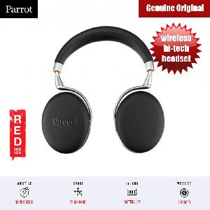 Picture of Parrot Zik 3 The Wireless Hi-Tech Stylish Ultra Intuitive Audio Headset (Black) Red Design- Red Design Cases, Red Design Covers, iPad Cases and a wide selection of Red Design Accessories in Malaysia, Sabah, Sarawak and Singapore