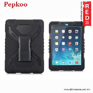Picture of Pepkoo Drop Proof Protection Case for Apple iPad 9.7 2017 - Black Apple iPad 9.7 2017- Apple iPad 9.7 2017 Cases, Apple iPad 9.7 2017 Covers, iPad Cases and a wide selection of Apple iPad 9.7 2017 Accessories in Malaysia, Sabah, Sarawak and Singapore
