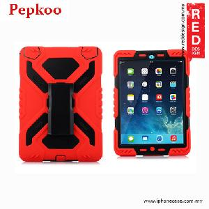 Picture of Pepkoo Drop Proof Protection Case for iPad Air 2 - Red Apple iPad Air 2- Apple iPad Air 2 Cases, Apple iPad Air 2 Covers, iPad Cases and a wide selection of Apple iPad Air 2 Accessories in Malaysia, Sabah, Sarawak and Singapore