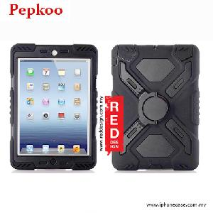 Picture of Pepkoo Drop Proof Protection Case for iPad Mini iPad Mini 2 & 3 - Black Apple iPad Mini- Apple iPad Mini Cases, Apple iPad Mini Covers, iPad Cases and a wide selection of Apple iPad Mini Accessories in Malaysia, Sabah, Sarawak and Singapore